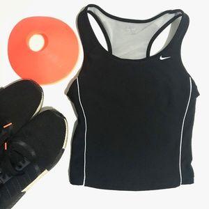 Nike women's Dri-FIT tank top S tennis running